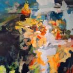 60x60cm Oil on Canvas