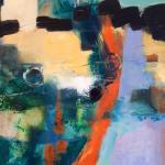 50x50cm Oil on Canvas